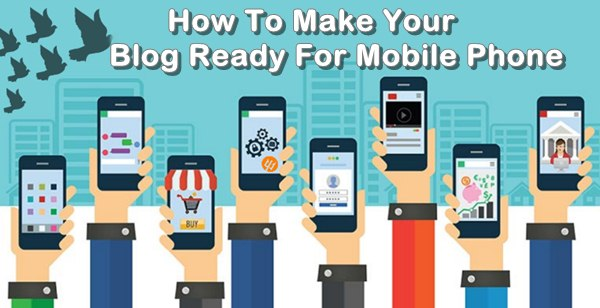 make your blog ready for mobile user