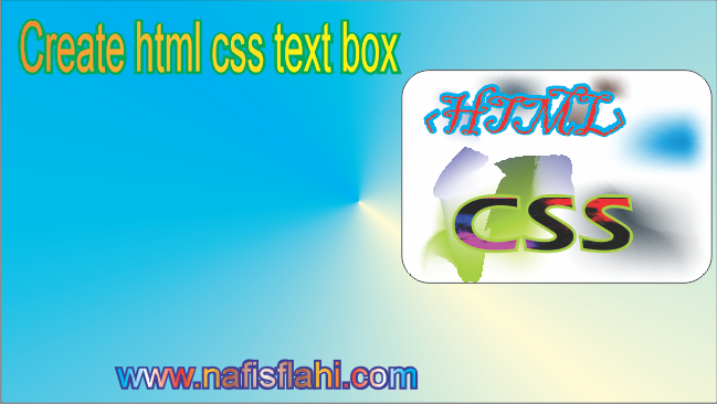 htm css text box