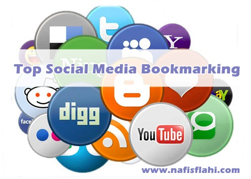 Top Social Media Bookmarking