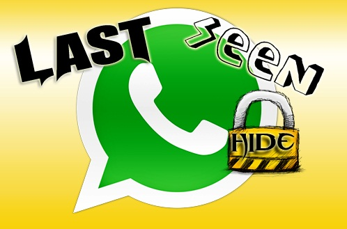 Hide WhatsApp Last Seen Status