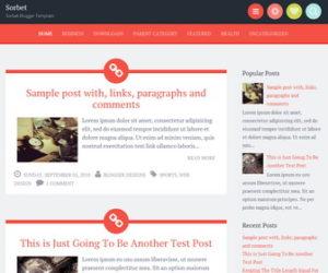 sebert blogger template