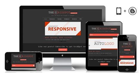 Llorix One free wordPress template