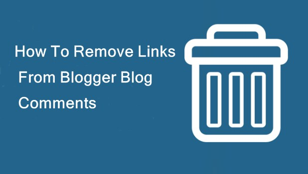 Hide Links From Blogger Blog