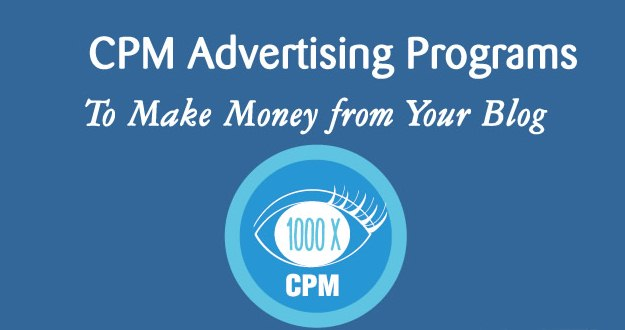 Best CPM Advertising Networks