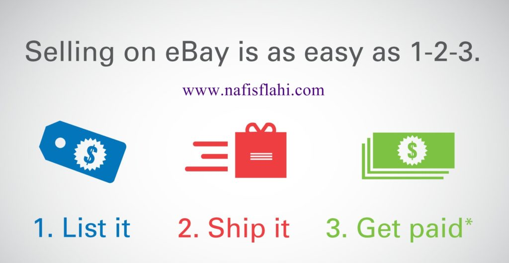 Start Selling on eBay