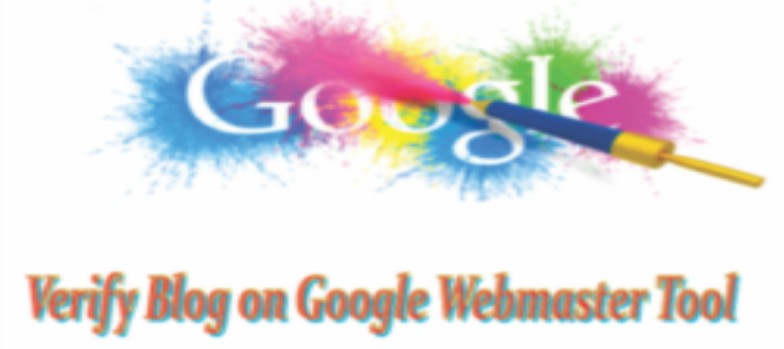 VERIFY A BLOGGER BLOG IN GOOGLE WEBMASTER TOOL