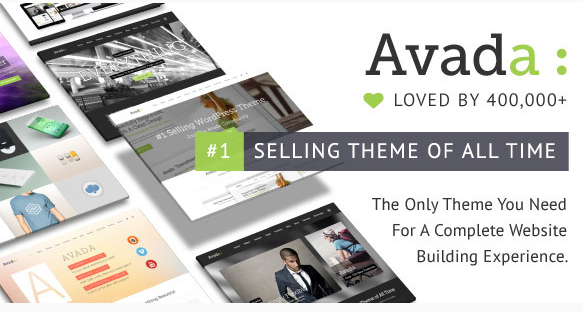 Avada – Responsive Multi-Purpose Theme