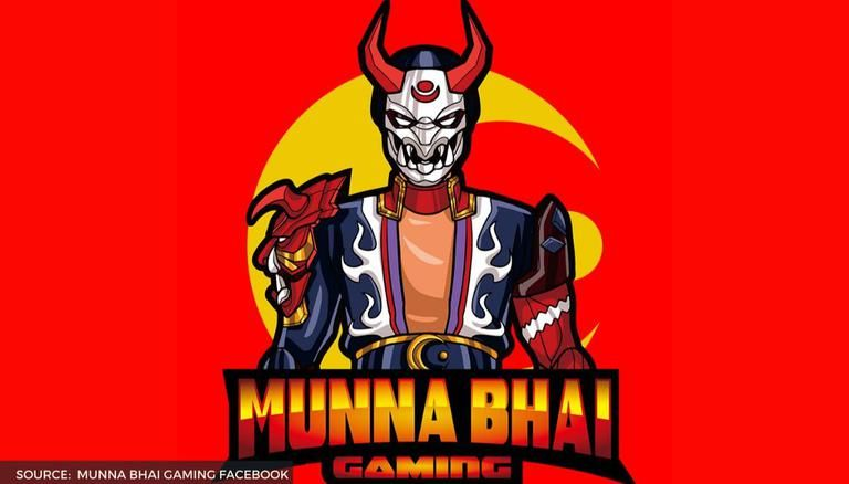 Munna Bhai Gaming Logo